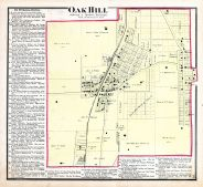 Oak Hill, Jackson County 1875